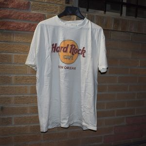 Hard Rock Cafe New Orleans tee sz L